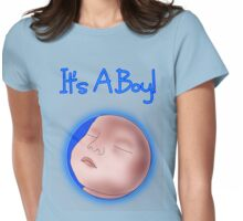 It's A Boy! Womens Fitted T-Shirt