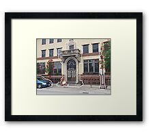 The Chelsea Framed Print