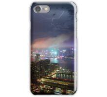 Hong Kong Lightning iPhone Case/Skin