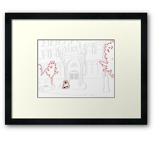 The Chel-sea Framed Print