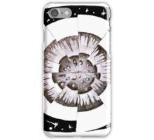 Galactic splinter iPhone Case/Skin