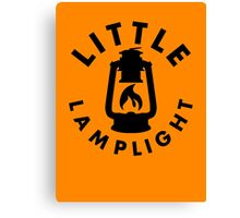 Little Lamplight Canvas Print