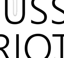 Poussey Riot Sticker