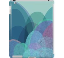 It is not the mountain we conquer but ourselves  iPad Case/Skin