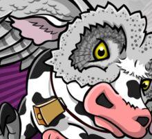 Mutant Zoo - Cowl Sticker