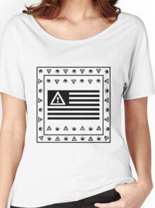 FLOSSTRADAMUS FLAG 2 Women's Relaxed Fit T-Shirt