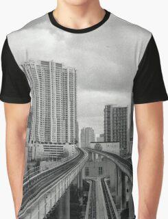 Government Center Tracks Graphic T-Shirt