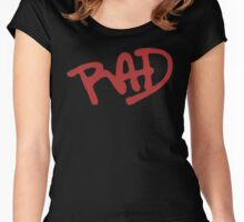 RAD by Freak Nasty Arson Women's Fitted Scoop T-Shirt