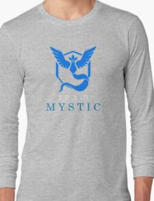 Pokemon Go Team Mystic Long Sleeve T-Shirt
