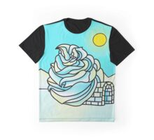 Icing Igloo Graphic T-Shirt