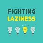 Fighting Laziness by thedailysoe