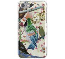 Pretty Birdies iPhone Case/Skin