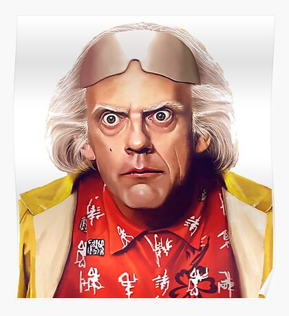 Doc Brown Poster