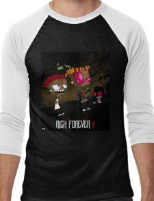Rich Forever II Men's Baseball ¾ T-Shirt