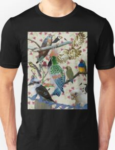 Pretty Birdies Unisex T-Shirt