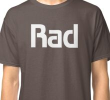 RAD diet by Freak Nasty Arson Classic T-Shirt