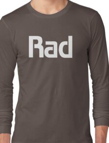 RAD diet by Freak Nasty Arson Long Sleeve T-Shirt