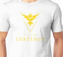 Pokemon GO Team Instinct Unisex T-Shirt
