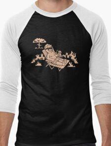 Vault Men's Baseball ¾ T-Shirt