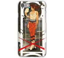 Portal Mucha  iPhone Case/Skin