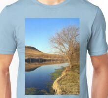 Wilgeriver, Gauteng, South Africa during winter. Unisex T-Shirt