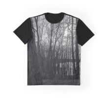 Reservoir Trees Graphic T-Shirt