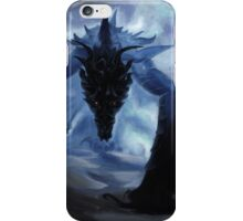 Skyrim Alduin  iPhone Case/Skin