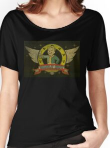 Vault Sonic Boy Women's Relaxed Fit T-Shirt