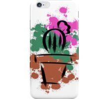 Cactus Doodle Design iPhone Case/Skin