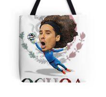 Guillermo Ochoa Tote Bag
