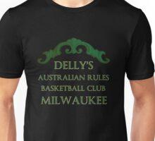Delly's Aussie Rules Milwaukee Unisex T-Shirt