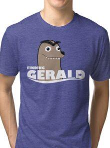Finding Gerald Tri-blend T-Shirt
