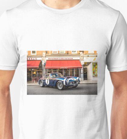 Ferrari 250 SWB Stirling Moss Unisex T-Shirt