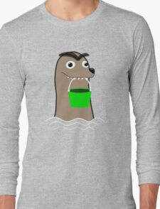 Gerald Funny Long Sleeve T-Shirt