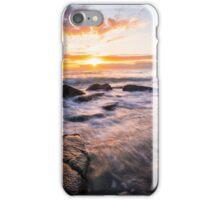 Burleigh Heads Overflow iPhone Case/Skin