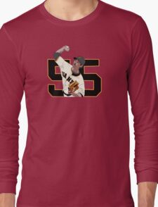 Tim Lincecum Long Sleeve T-Shirt