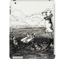 Getting Direction iPad Case/Skin