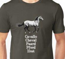 The World Of Horses Unisex T-Shirt