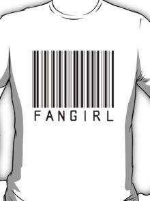 Fangirl Barcode T-Shirt