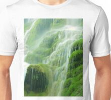 Cascading water Unisex T-Shirt