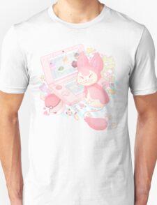 Pastel Skitty Unisex T-Shirt
