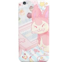 Pastel Skitty iPhone Case/Skin