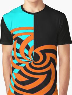 Abstract Web Graphic T-Shirt