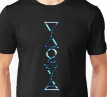 FOUR ELEMENTS PLUS ONE V  - midnight water Unisex T-Shirt