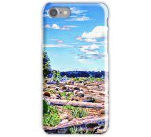 Beachcomber's Dream iPhone Case/Skin