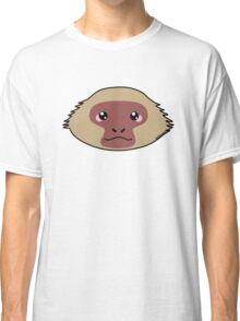 Japanese macaque - The snow monkey Classic T-Shirt