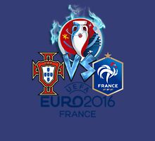 FRANCE VS PORTUGAL EURO 2016 FINAL Unisex T-Shirt