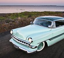 1954 Chev Bel-Air by tapd