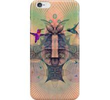 The Hummingbird Dimension iPhone Case/Skin