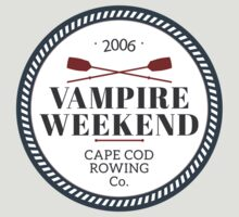 Vampire Weekend // Cape cod rowing by alquimie
